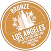 Bronzemedallie - LA International Olive Oil Competition